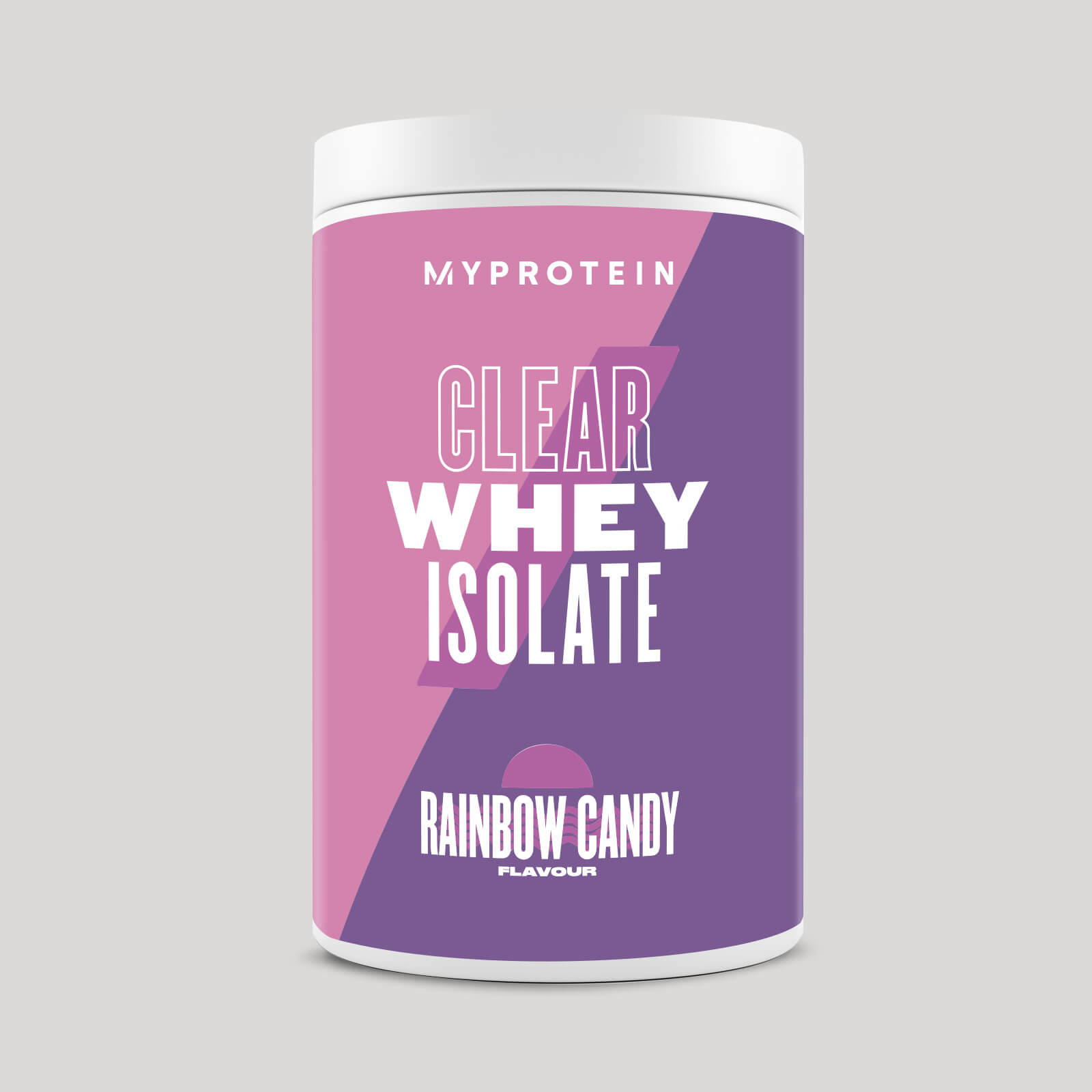 Myprotein Clear Whey Isolate Příchuť: Pomeranč/mango, Hmotnost: 500g