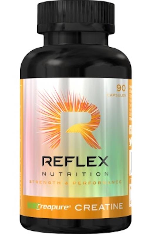 Reflex Nutrition Creapure® Creatine Hmotnost: 90 tablet