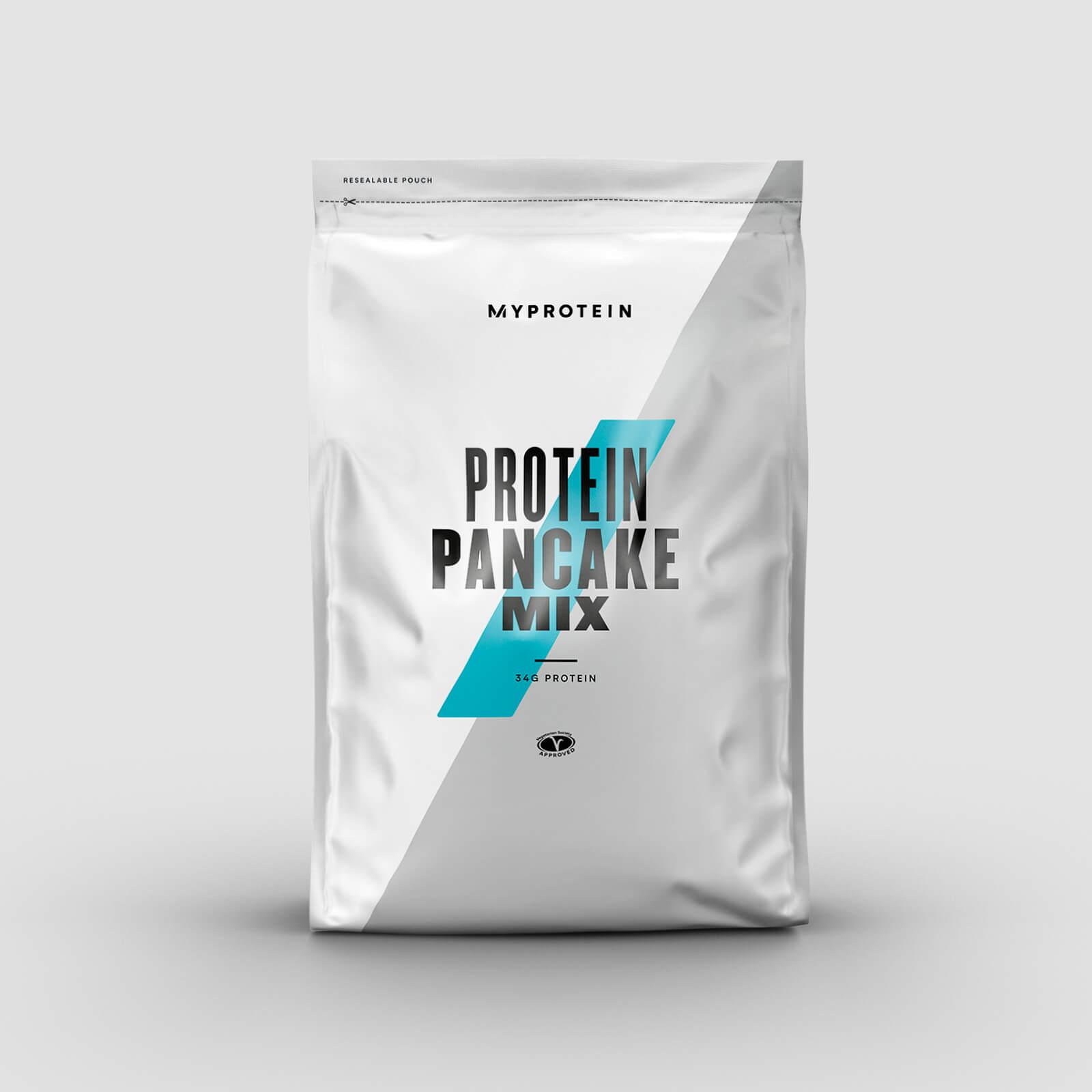 MyProtein Pancake mix Příchuť: Čokoláda, Hmotnost: 1000g