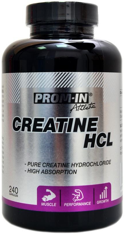 Prom-In Creatine HCL Hmotnost: 240 tablet