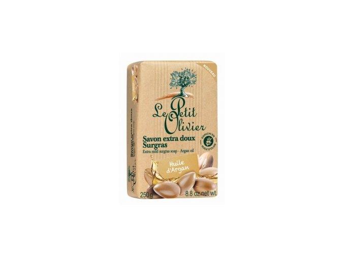 Mýdlo-Le Petit Olivier Extra-Arganový olej,250g