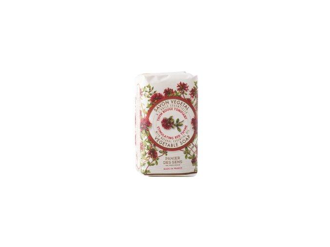 Mýdlo- Panier des Sens,Červený tymián, 150g