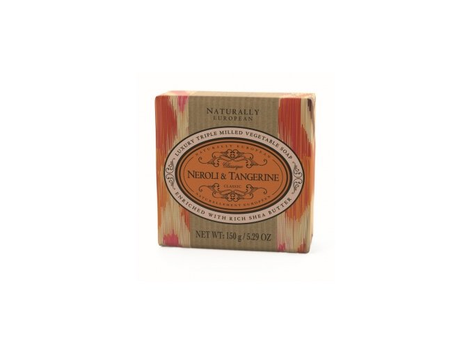 45516 10985 somerset toiletry luxusni mydlo neroli a mandarinka 150g
