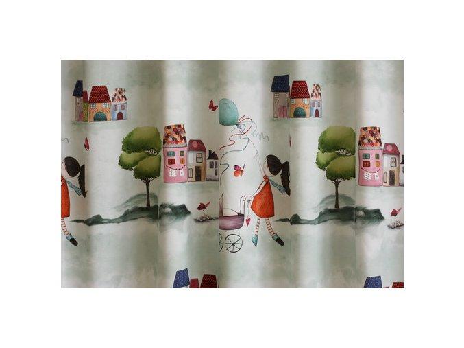 Twister Bambina A05
