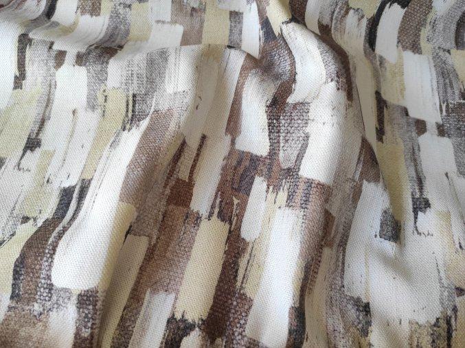 Bavlněná látka CELTIC ABSTRAKT C52 š. 140cm- bavlna vzor