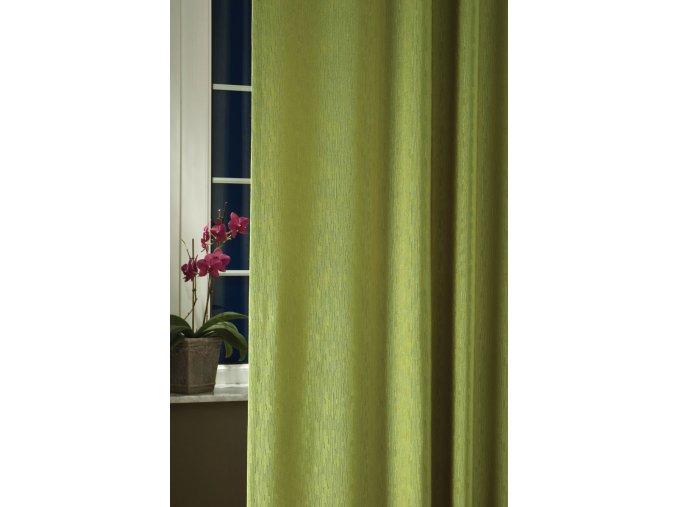Dekorační látka CECÍLIA 15 zelená 300 cm