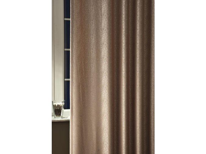 Dekorační látka MONACO 07 čokoladová 280 cm