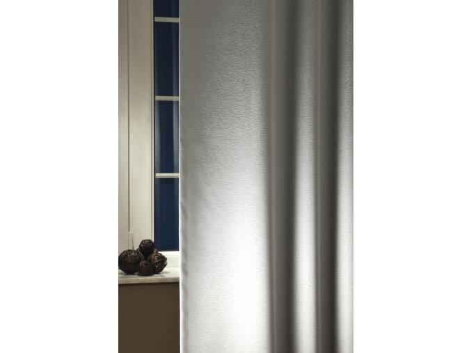 Stínící DIM OUT APOLLO 42 stříbrná 150 cm