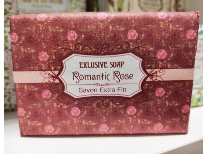 mýdlo romantic rose