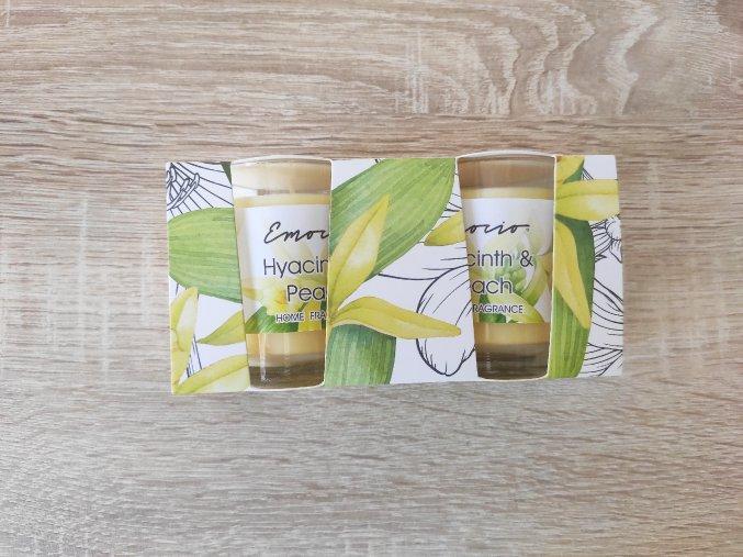 vonna-svicka-ve-skle--hyacinth-peach-2-kusy-v-baleni