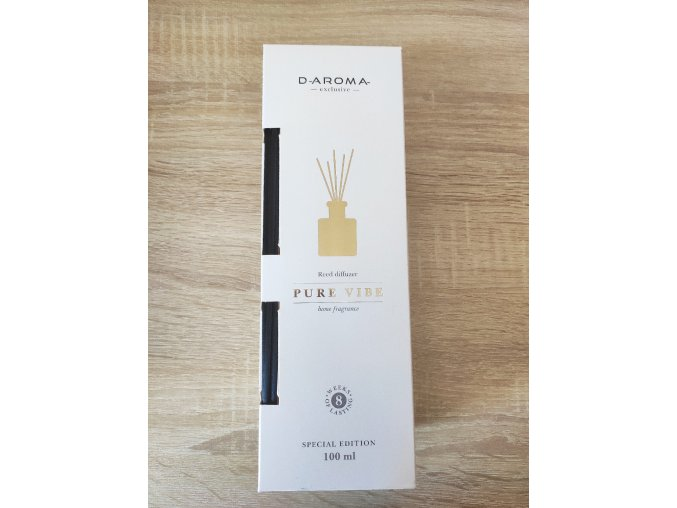 Aroma Difuser D-Aroma Exclusive Pure Vibe 100 ml
