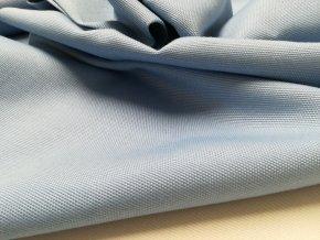 Dekorační látka-TINTAURA-modrá- š.140cm