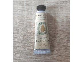 Krém na ruce, Panier des Sens, 10ml-mandle