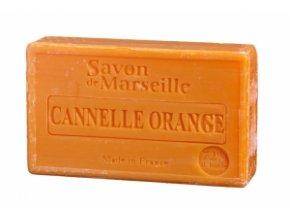 Le Chatelard,Mýdlo-Pomeranč-skořic, 100g
