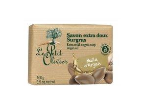 Mýdlo-Le Petit Olivier Extra-Arganový olej,100g