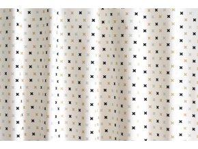 bavlnena-latka-twister-tribus-g05-barevne-krizky--na-bile--s--140cm--100--bavlna