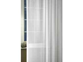 Záclona GRACE 01 bílá 300 cm + olůvko