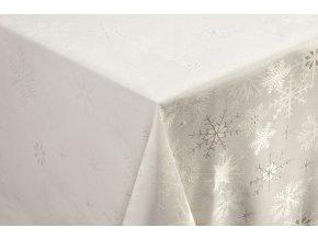 Vánoční GRÖNLAND 42 stříbrný 150 cm