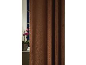Dekorační látka CECÍLIA 08 čokoláda 300cm