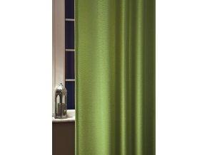 Dekorační látka ANETT 11 zelená 300 cm