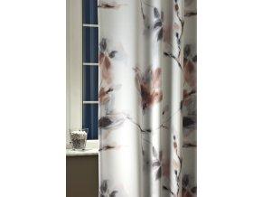 Stínící DIM OUT tištěný SIENA 04 pudrový 150 cm
