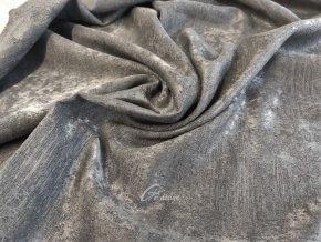 Dekorační látka ALHAMBRA b. 905 šedá, v. 290 cm