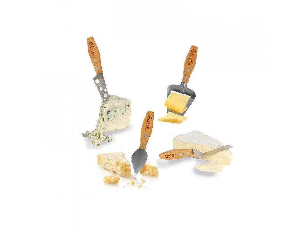 Sýrový sada nožů Boska