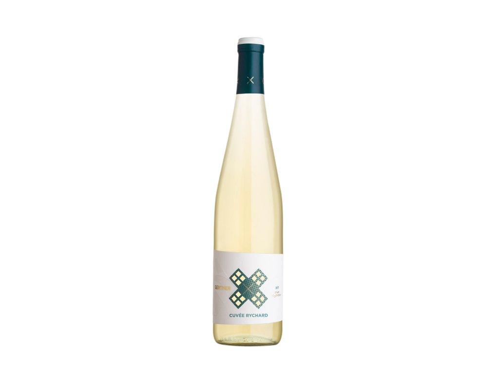 Cuveé Rychard Vinařství Gertner