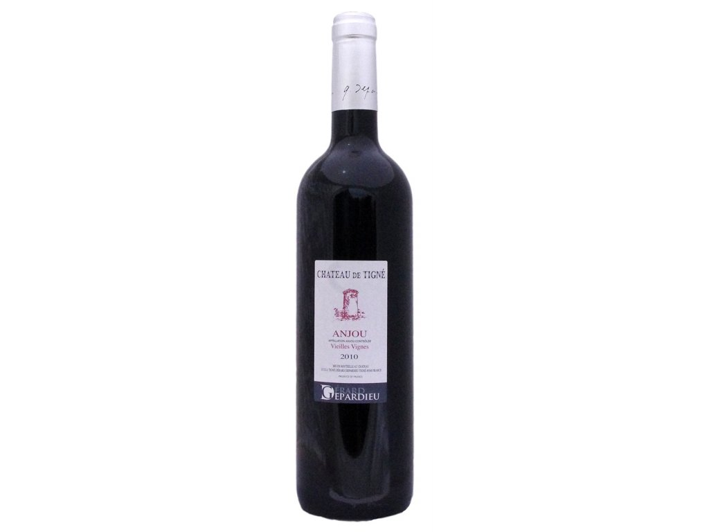 Vieilles Vignes, Gerard Depardieu Chateau de Tigne