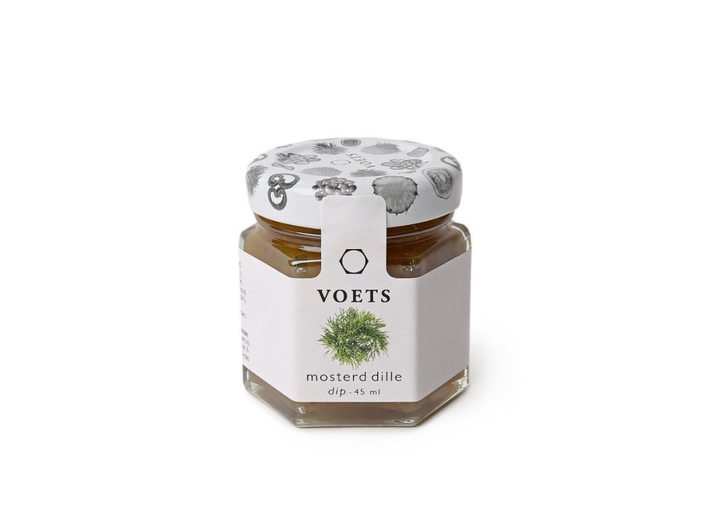 Medovo-koprový dip malý