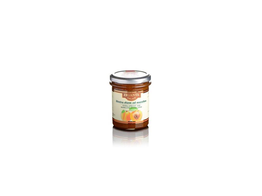 Extra džem z meruňek Zigante