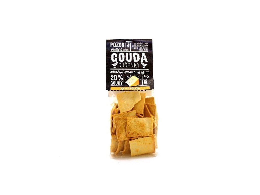 Sýrové sušenky klasické