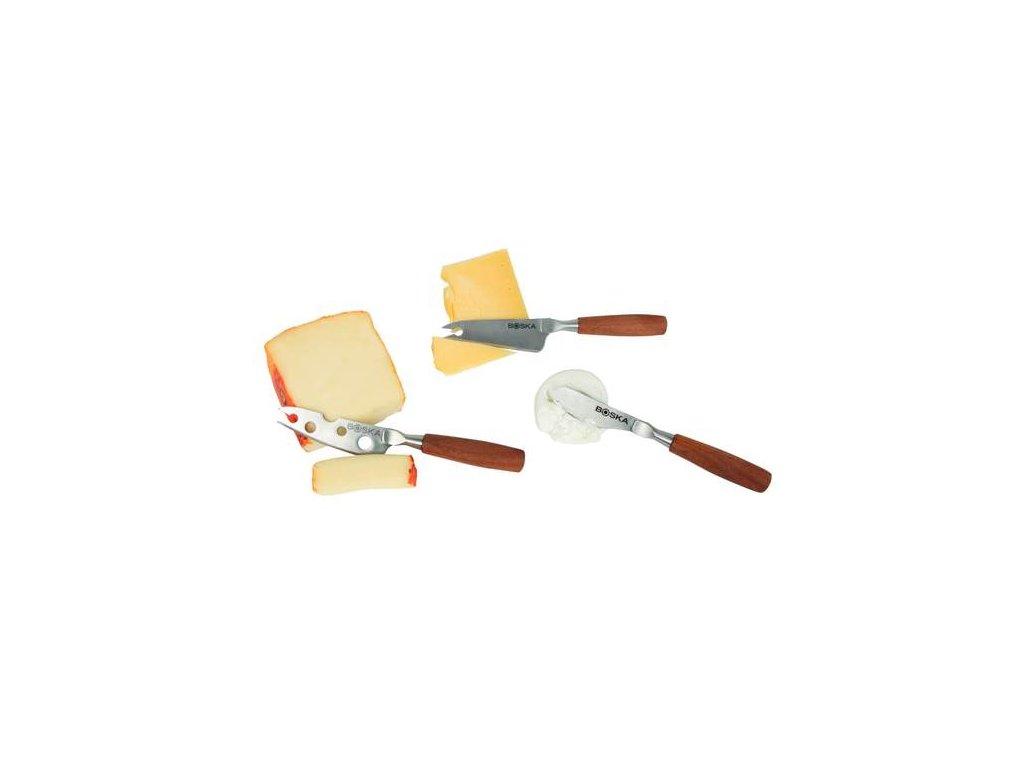 Sýrová sada nožů Vienna