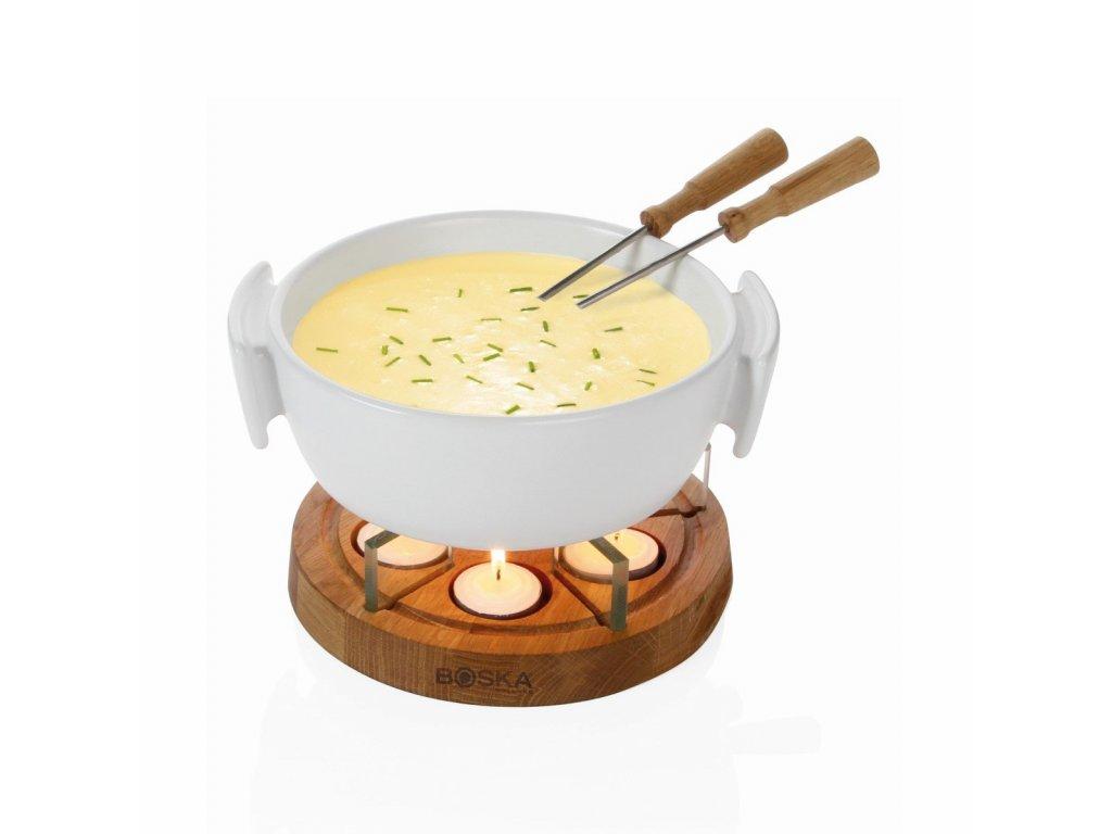 Souprava na fondue Twinkle 1,6l Boska