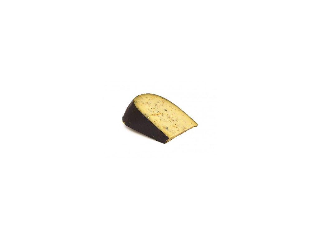 Farmářská gouda tři druhy pepře Boern Trots