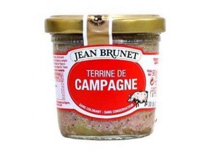 Farmářská terina malá Jean Brunet