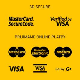 Prijímame online platby
