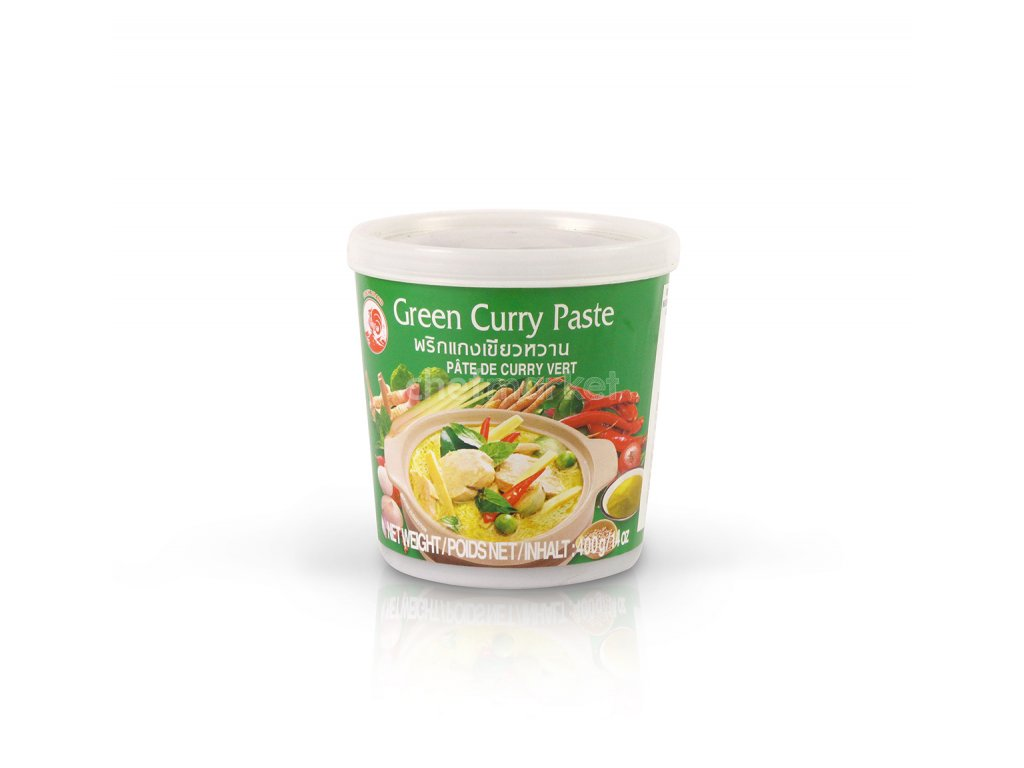 Green curry paste 400g