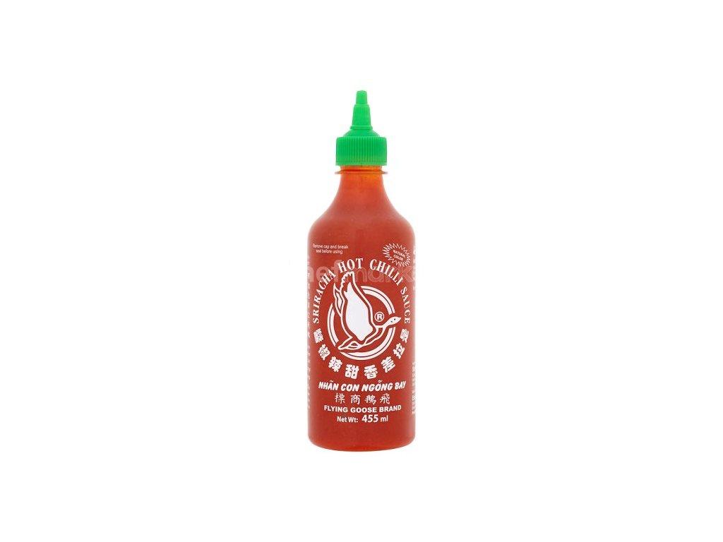 Sriracha pikantná omáčka 455g