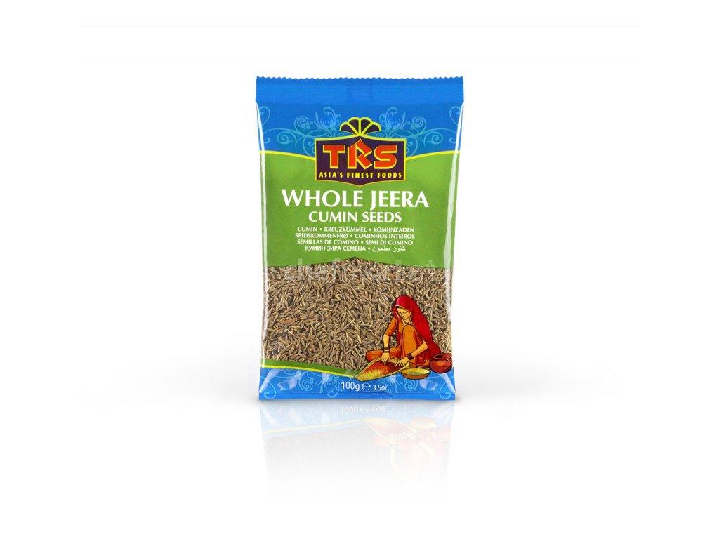 jeera whole cumin seeds 100g