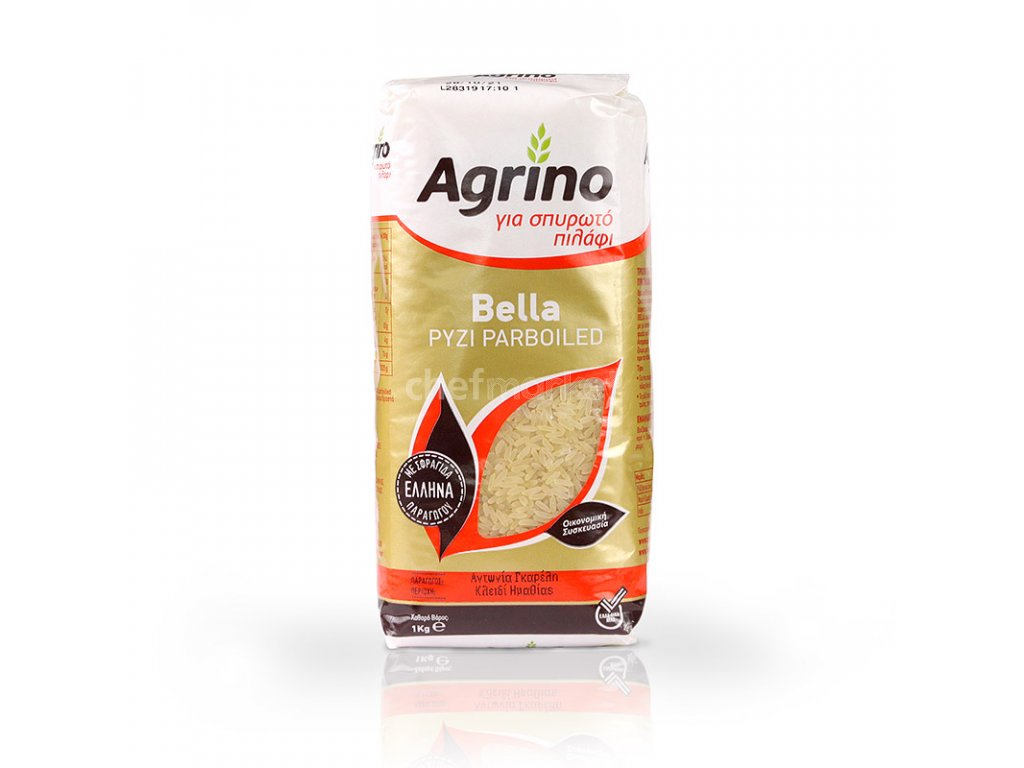 agrino parboiled ryza 1kg