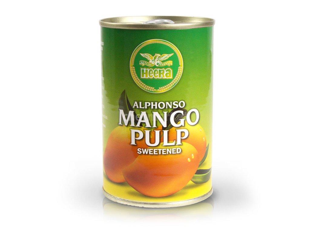 Heera Mango pulp Alphonso 450g