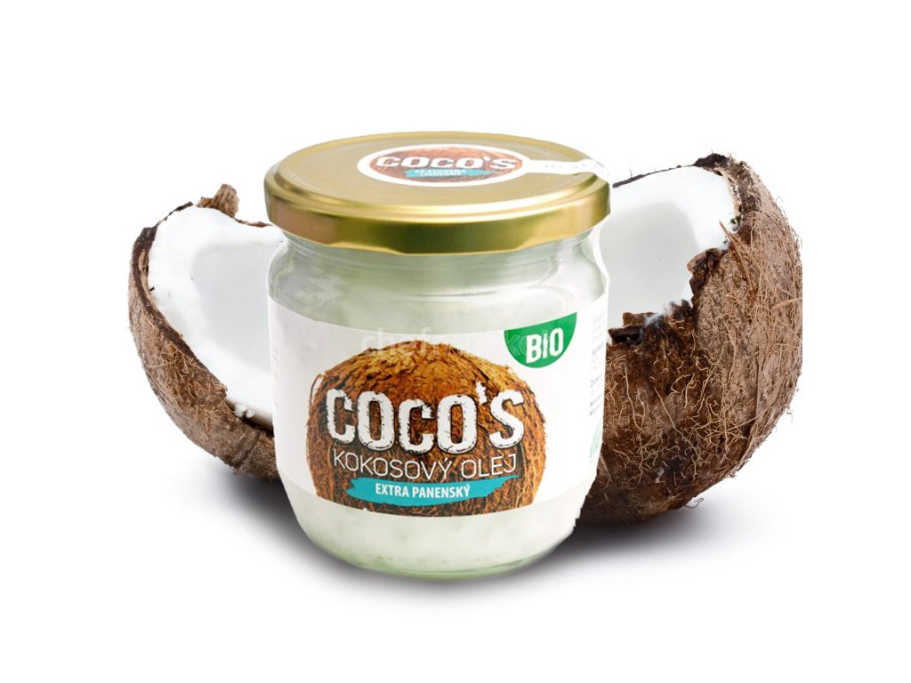 kokosový olej 400ml