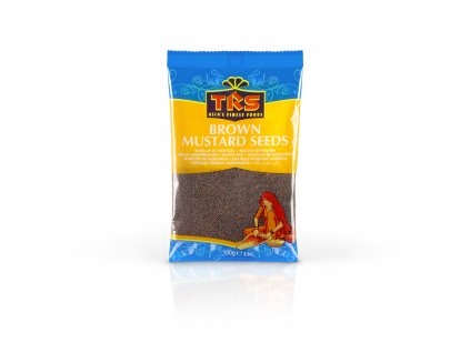 mustard seeds brown 100g