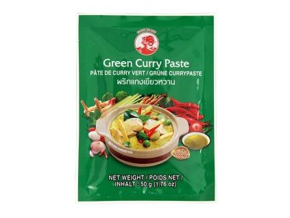 green curry 50g