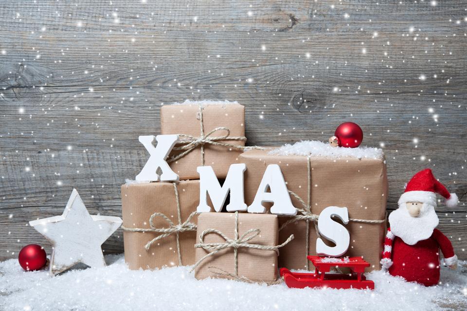 Chefshop naděluje vánoční dárky!