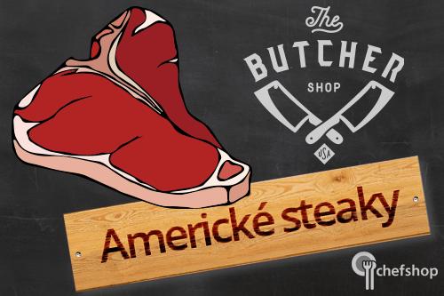 Průvodce základními typy steaků