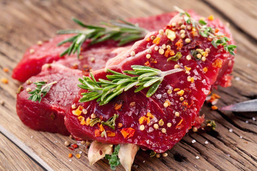 Maso na steak: jak ho vybrat?