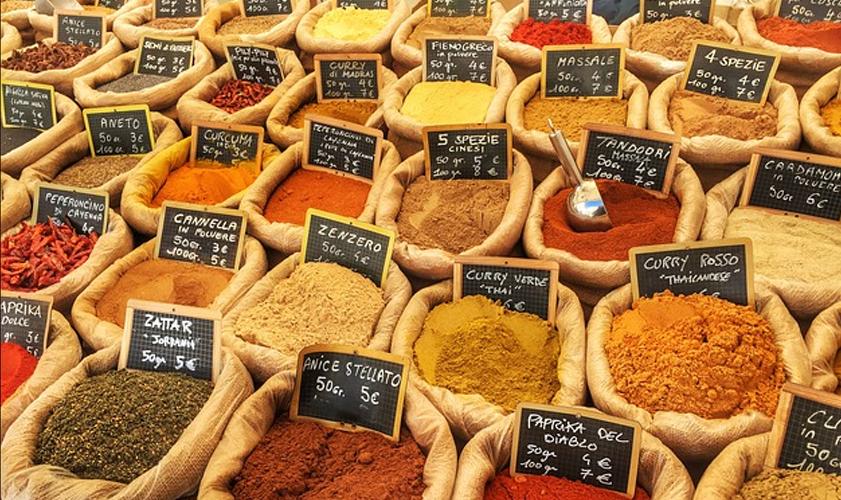 10 základních druhů koření, které nesmí v kuchyni chybět