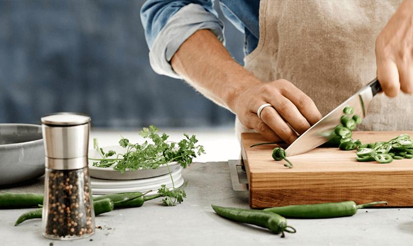 4 tipy pro výběr správného nože